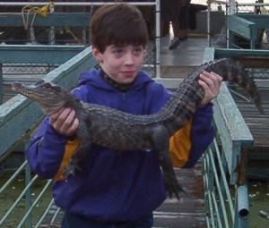 Mikey Alligator